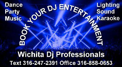 Kansas Best DJ KC Wichita  sc 1 th 167 & WICHITA DJ Bridal Prom Event DJ Music