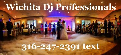 Best Wedding DJ in Wichita, Kansas