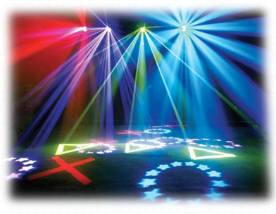 PREMIUM DANCEFLOOR LIGHT EXAMPLE